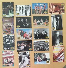 THE BEATLES COLLECTION LOT TRADING CARDS 93 THE RIVER GROUP APPLE CORPS LIMITED
