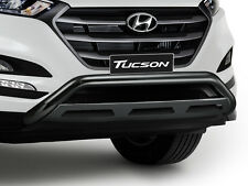 Genuine Hyundai Tucson Charcoal Alloy Nudge Bar (Aug 2015 - Current)
