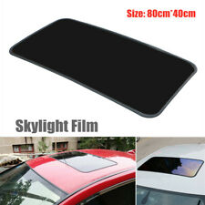 80x40CM Car Roof Panoramic Skylight Cover Film Sticker Air Duct Protective Paint