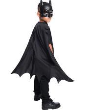 Batman Cape And Mask Boys Accessory Kit Size OS