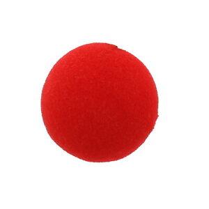 Zac's Alter Ego® Fancy Dress Unisex Red Clown Nose