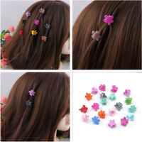 30PCS New Fashion Baby Girl Mini Acrylic Hair Claw Cartoon Clip Clamp Kids Gift