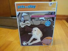 Pets at Play waterproof cargo space protector NIB