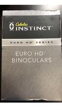 Cabelas Instinct Euro HD 8x32 Binoculars by Meopta MeoStar B1 - Brand New in Box