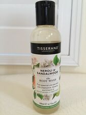 Tisserand Aromatherapy Body Wash Neroli & Sandalwood England Vegan 6.7oz New