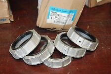 """Cooper, Crouse-Hinds, Hgll8C, 3"""", Lot of 5, New in box"""