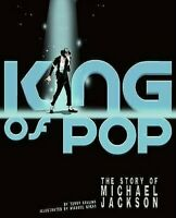 King Of Pop : The Story Of Michael Jackson por Collins, Terry