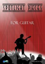 Spotlight Pieces - Harald Boxtart.  Lesboek voor gitaar / Guitar book