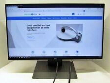 """Dell UltraSharp U2417H 24"""" LED LCD Monitor 1920x1080 HDMI DisplayPort MiniDP"""