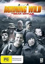 Running Wild With Bear Grylls - DVD Region 4 Free Shipping!