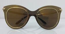 Dolce & Gabbana Occhiale da sole 2172 mascherina specchio oro metallo €230