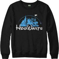 Harry Potter Jumper, Hogwarts Spoof Birthday Gift Adult Kids Jumper Top