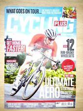 Cycling Plus October 2018, tour de france, upgrades, aero, commute, rim brakes