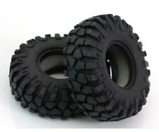 "NEW RC4WD Rock Crusher X/T 1.9"" RC Rock Crawler Tires w/Foam Inserts - Z-T0052"