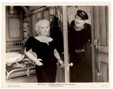 MAE WEST & VICTOR McLAGLEN Vintage Orig Photo 1936 KLONDIKE ANNIE