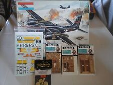 A/B 26 INVADER 1/48 SCALE MONOGRAM+N.3PHOTOETCHED+RESIN WHEEL SET +SUPDECALS PAR