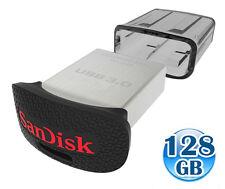 SANDISK CRUZER ULTRA FIT 128GB 128G USB3.0 Flash Key Drive Memory Stick 130MB/s*