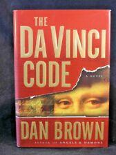 The Da Vinci Code by Dan Brown Hardback