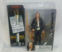 "Kill Bill Volume 2 Bill David Carradine NECA 7"" action Figure brand new sealed"