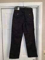 Boys Black Pants, Size 16, George Brand, New With Tags