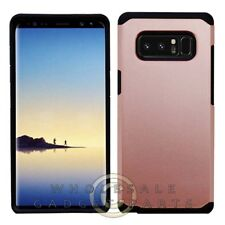 Samsung Note 8 Advanced Armor Case - Rose Gold/Black  Cover Shell  Guard Shield