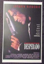 """Vintage Desperado Movie Silk Poster  24/""""x36/"""" 11/""""x17/"""" Antonio Banderas"""