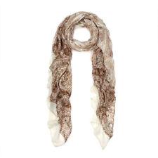 Premium Elegant Paisley Floral Scarf Wrap - Different Colors Available