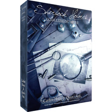 Sherlock Holmes Consulting Detective - Carlton House & Queen's Park by Asmodee