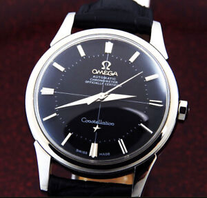 OMEGA Watch Constellation Cal.551 Men's  Automatic St.Steel Chronometer