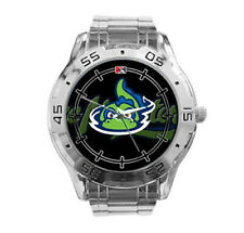 Vermont Lake Monsters MiLB Stainless Steel Analogue Men's Watch Gift