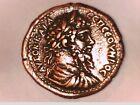 Roman Empire Septimius Severus Temple of Aphrodite Pafos Cyprus Meteorite coin