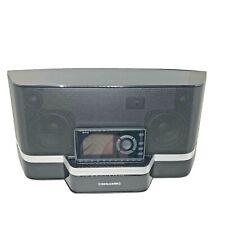 Sirius Xm Satellite Radio Portable Boombox Sxabb1 w/ Xdnx1 With Remote.