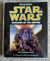 Star Wars Shadows Of The Empire Audio Book Read By Anthony Heald 1996
