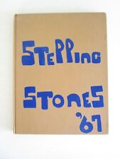Stepping Stones Yearbook 1967 Valley High School for Girls Tucson AZ Vintage