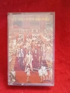 The Rolling Stones It's only Rock and Roll Cassette Tape