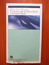 LO STRANO CASO DEL DOTTOR JEKYLL E DEL SIGNOR HYDE - Robert L. Stevenson