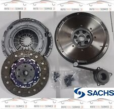 Sachs ORIGINALE ZMS due forza di massa e Set Frizione 240mm AUDI 3 VW Golf