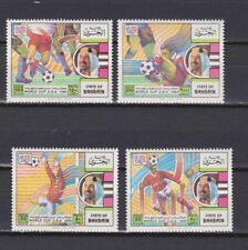 s6581) BAHREIN 1990 MNH** WC Football'90 - Coppa del Mondo Calcio 4v.