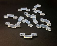 Silicon clip holder 10.5mm for Strip Light 30 Pieces