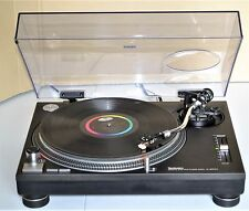 Technics SL-1200 MK 3 (Black) in GREAT Condition+Serviced+FREE SHIPPING!