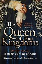 New The Queen Of Four Kingdoms (Anjou Trilogy 1) [Paperback] [Mar 06, 2014] of K
