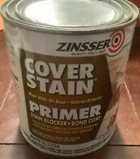 Zinsser 3554 1 qt. White Oil Primer