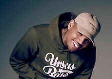 CHRIS BROWN POSTER 2 - A3 SIZE 297x420mm - FAST SHIPPING FROM UK