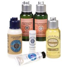 L'Occitane Mini Gift Set Hand Cream Lip Balm Shampoo Shower & Body Lotion