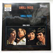 "SMALL FACES ""SMALL FACES"" DEBUT BLUE VINYL RECORD SAINSBURYS EXCLUSIVE ALBUM NEW"