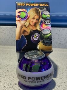 NSD Powerball AutoStart Fusion Wrist GYRO Exercise Trainer Amazing LED Display!