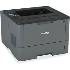 Brother HLL5100DN Business Laser Printer with Networking and Duplex, Amazon D...