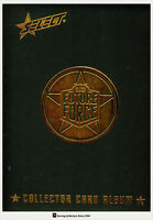 2013 Select AFL Future Force Trading Cards Official Album (No pages)