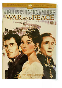 War And Peace (DVD, 2004)