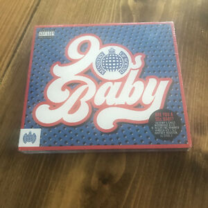 90S Baby - Ministry Of Sound [Audio CD] Various New & Sealed